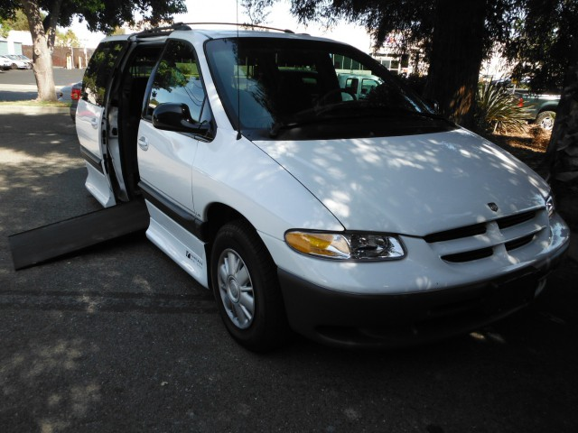 1998 Dodge Grand Caravan  Wheelchair Van For Sale