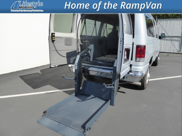 2008 Ford Econoline Cargo  Wheelchair Van For Sale