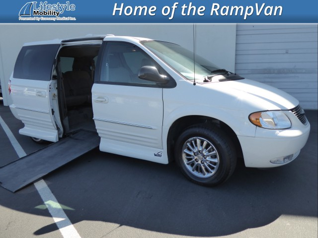 2003 Chrysler Town and Country VMI Chrysler Northstar Wheelchair Van For Sale
