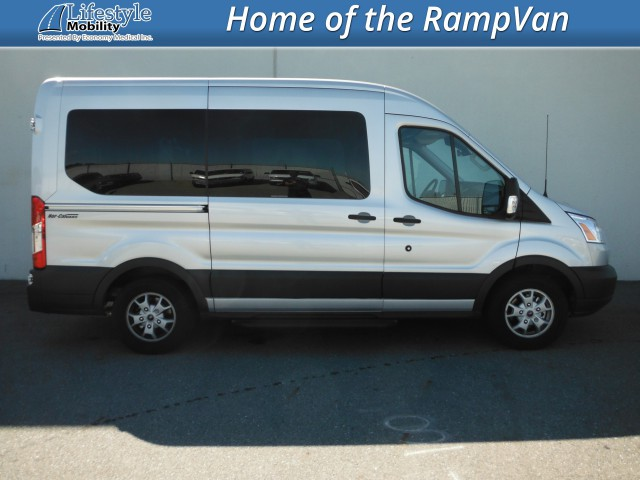 2016 Ford Transit Van Nor-Cal Vans NCV Personal Mobility Transit Wheelchair Van For Sale