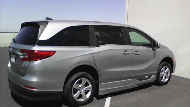 2019 Honda Odyssey  Wheelchair Van For Sale