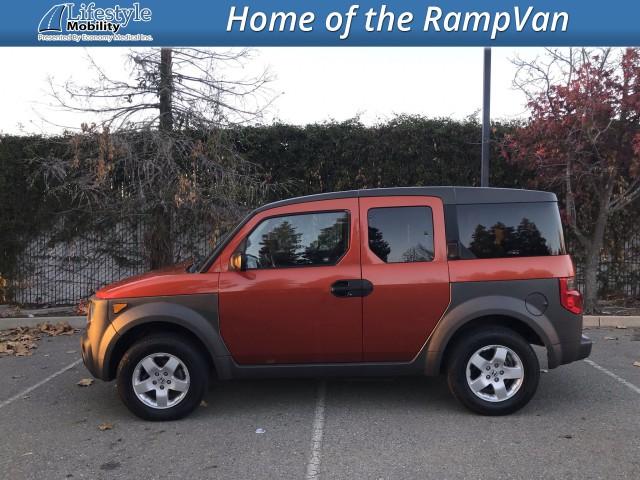 2003 Honda Element  Wheelchair Van For Sale