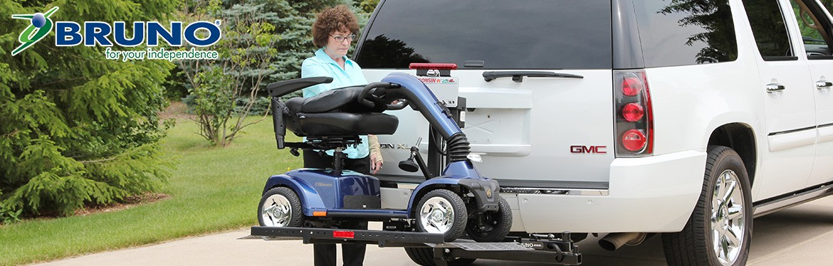 Bruno Scooter and Wheelchair Lifts