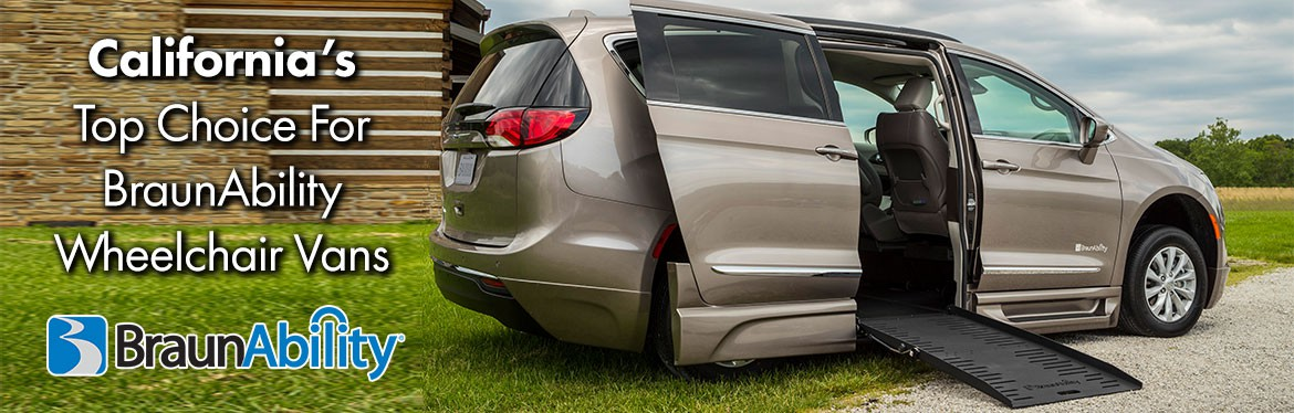 California's top BraunAbility Dealer