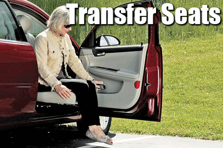 View available mobility Transfer Seats.