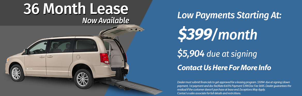 New Leasing Program Now Available!