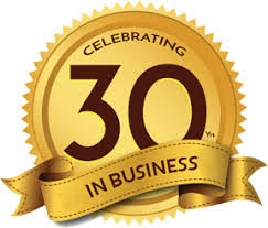 30 years celebrations in business image