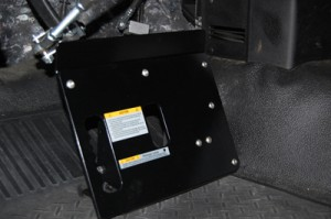 Gas And Brake Pedal Guard